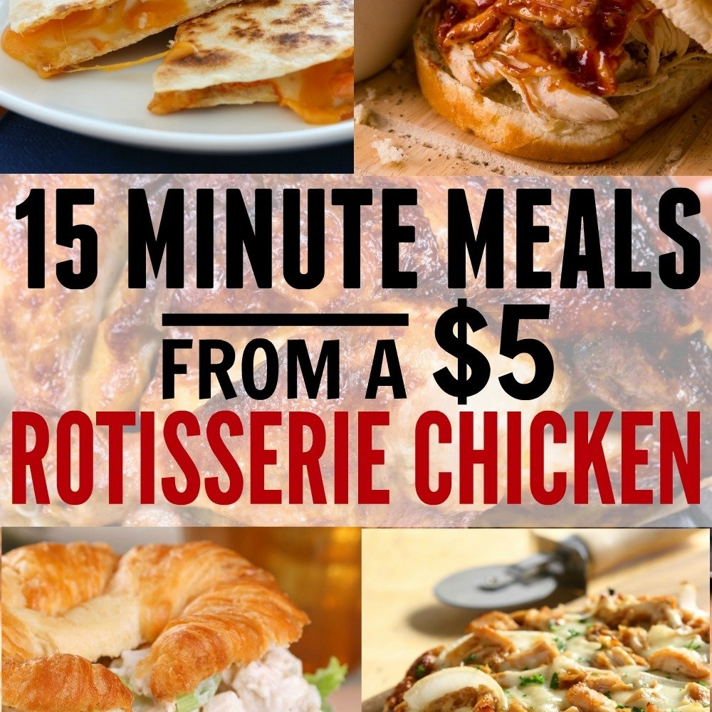 10 Amazing Dinner Ideas For Large Families 3 weeks of cheap dinners ready in under 15 minutes the busy budgeter 6 2020