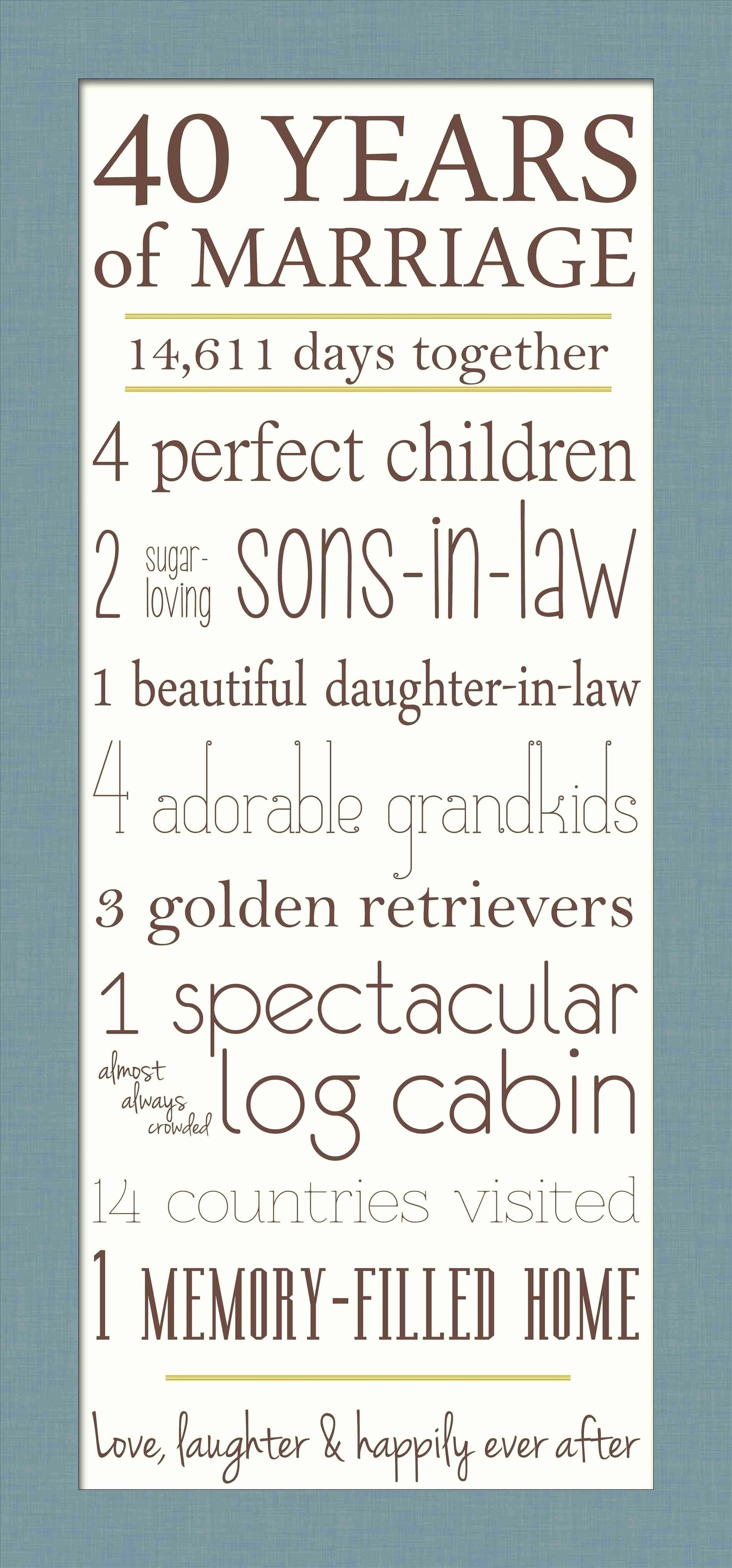 10 Famous 40Th Anniversary Gift Ideas For Parents 3 year wedding anniversary gifts elegant 40th wedding anniversary 1 2020