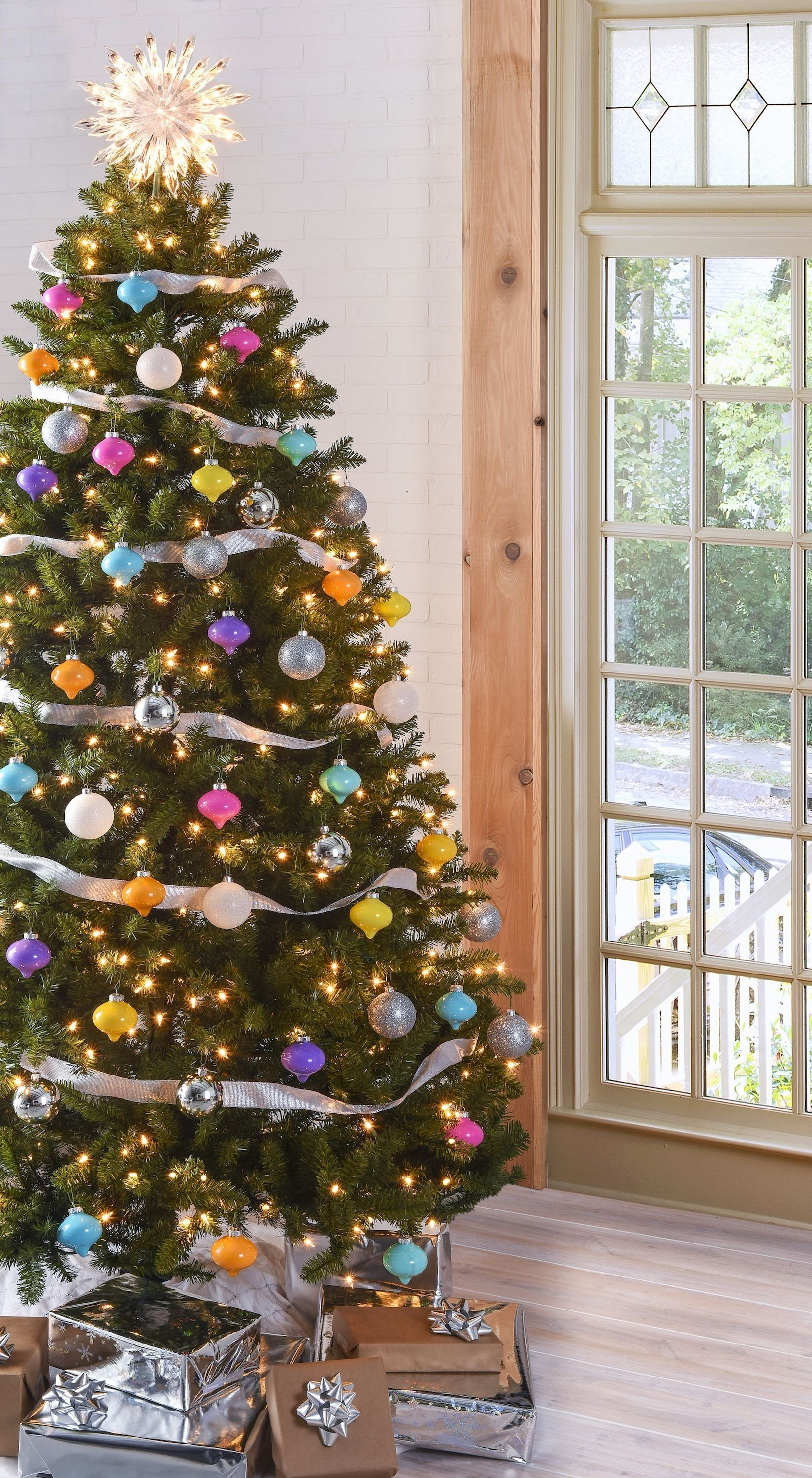 10 Ideal Ideas For Decorating Christmas Trees 30 beautiful christmas tree decoration ideas 2017 3 2020