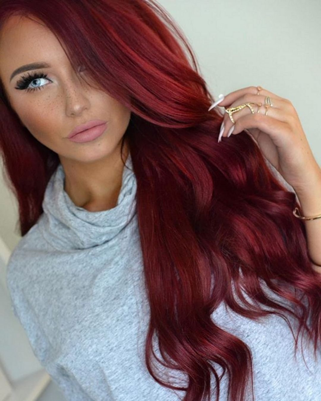 10 Ideal Hair Color Ideas For Redheads 30 beautiful red hair color ideas for women look more pretty 2 2020