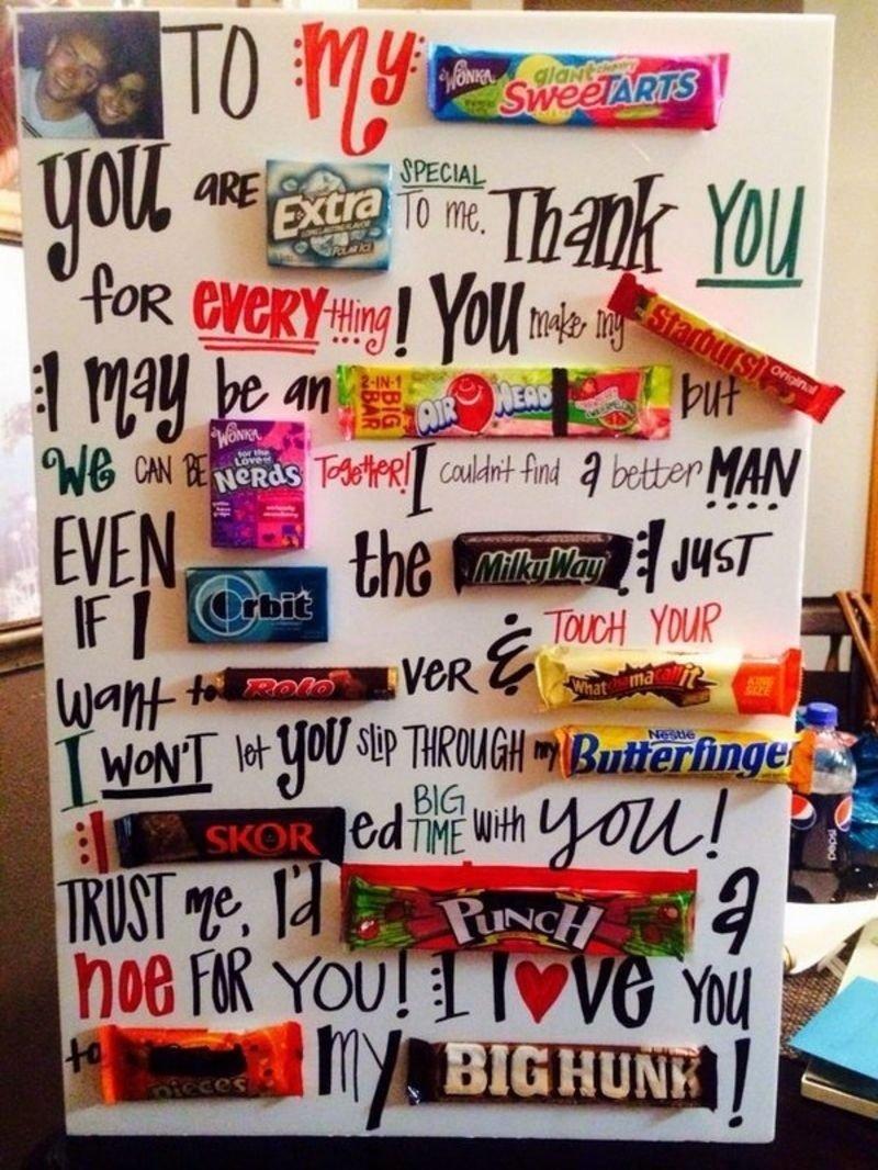 10 Trendy Gift Ideas For Your Boyfriend 30 best inexpensive gift ideas for your boyfriend diy pinterest