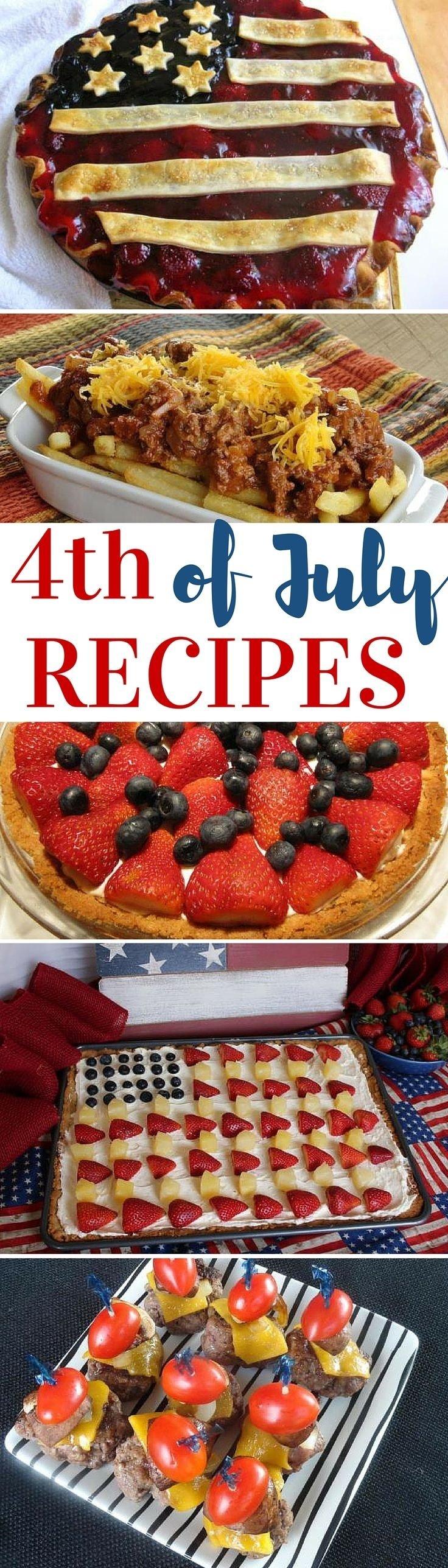 10 Pretty 4Th Of July Potluck Ideas 30 best recipe collections images on pinterest recipe collections 2020