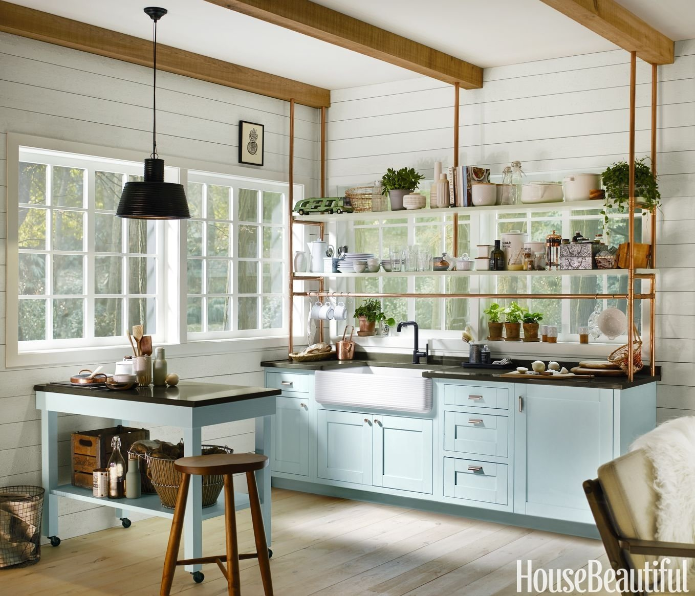 30 best small kitchen design ideas - decorating solutions for small