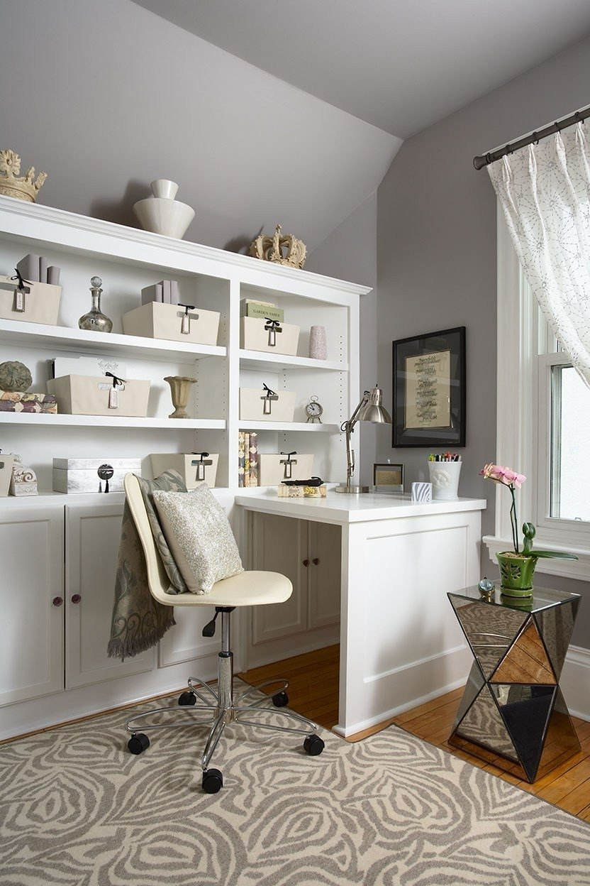 10 Gorgeous Ideas For Working At Home 30 creative home office ideas working from home in style smiuchin 2020