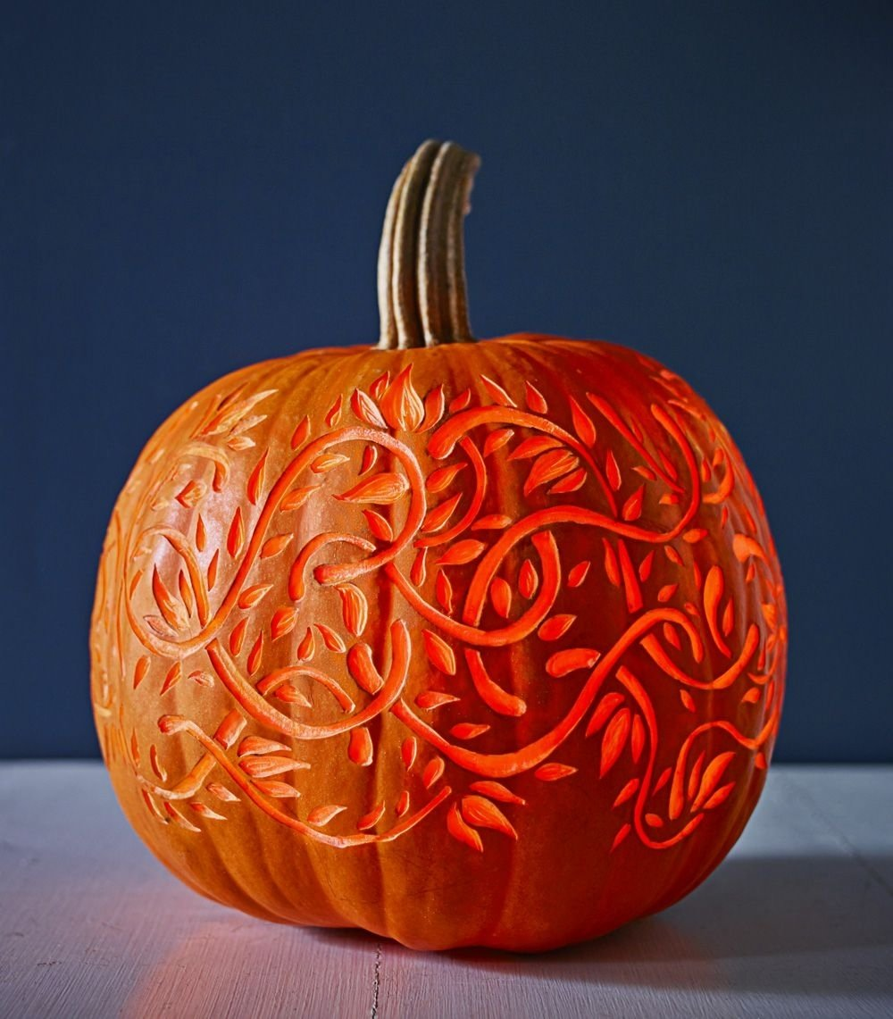 10 Lovely Cool Pumpkin Ideas Without Carving 30 easy pumpkin carving ideas for halloween pumpkin carving 1 2020