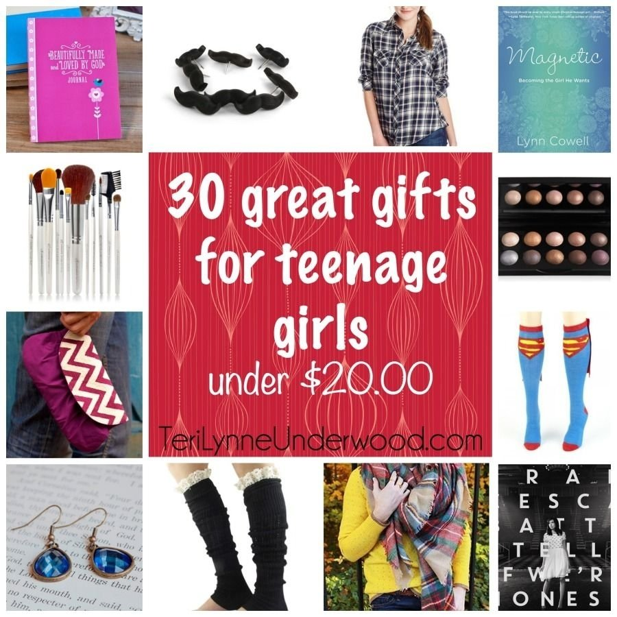 10 Best Good Christmas Gift Ideas For Teenage Girls 30 great stocking stuffers and gifts for teenage girls 30th check 2020