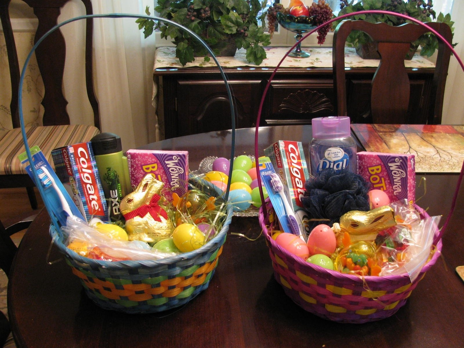 10 Stylish Easter Gift Ideas For Adults 30 ideas of easter basket goodies englishrose2014 2021