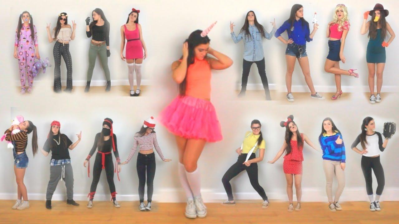 10 Unique Cute Last Minute Costume Ideas 30 last minute diy halloween costume ideas youtube 3 2020