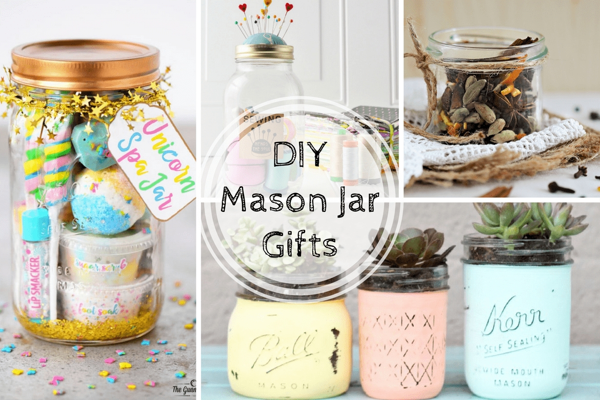 10 Elegant Gifts In A Jar Ideas