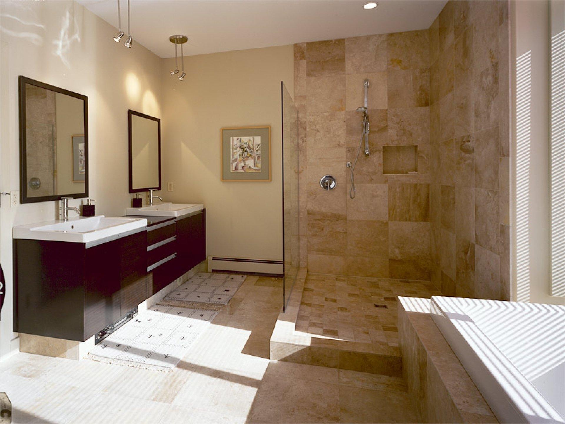 10 Amazing Bathroom Tile Ideas On A Budget 30 pictures of bathroom tile ideas on a budget 2020