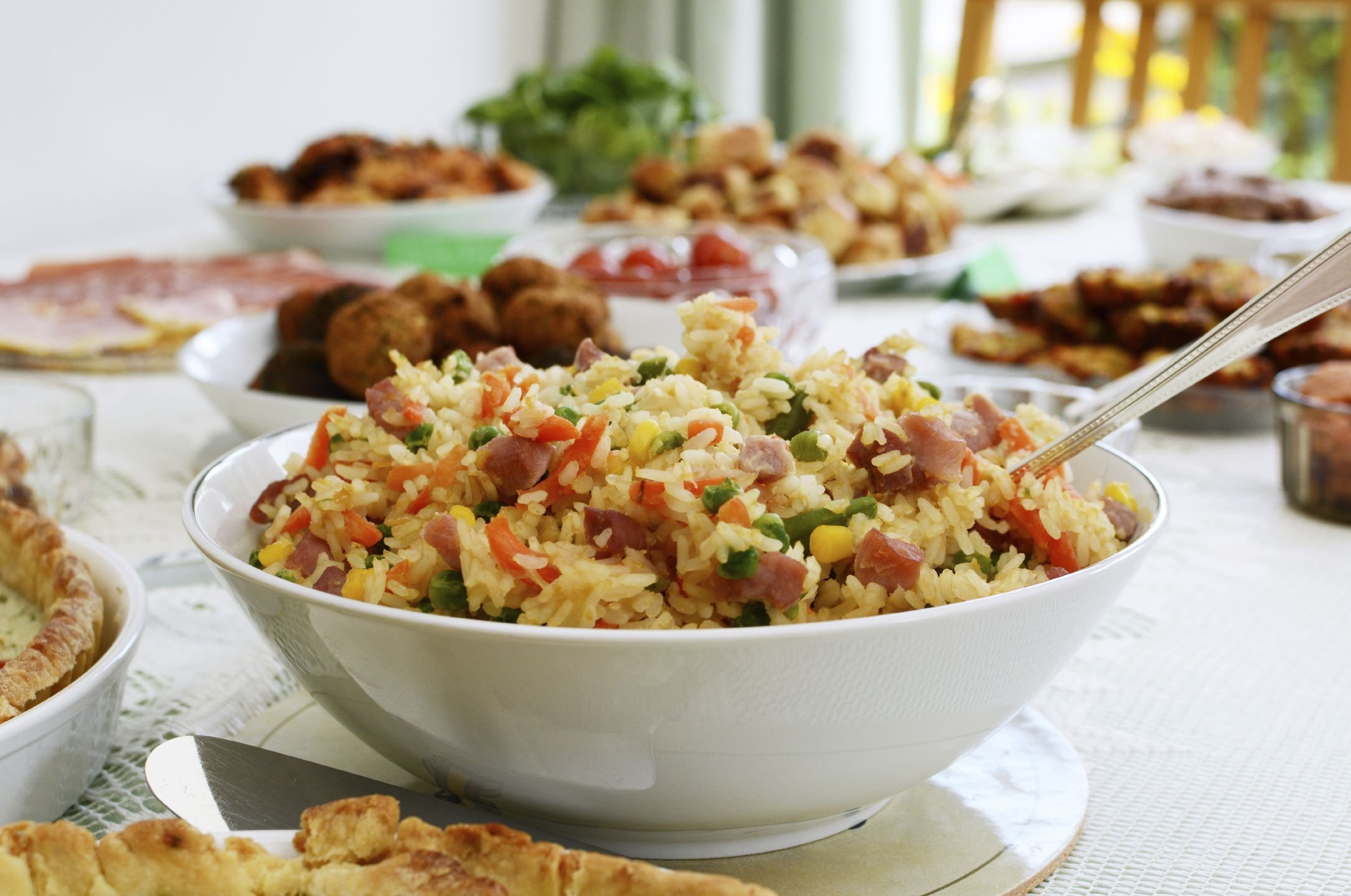 30 potluck themes for work events | potluck themes, potlucks and lunches
