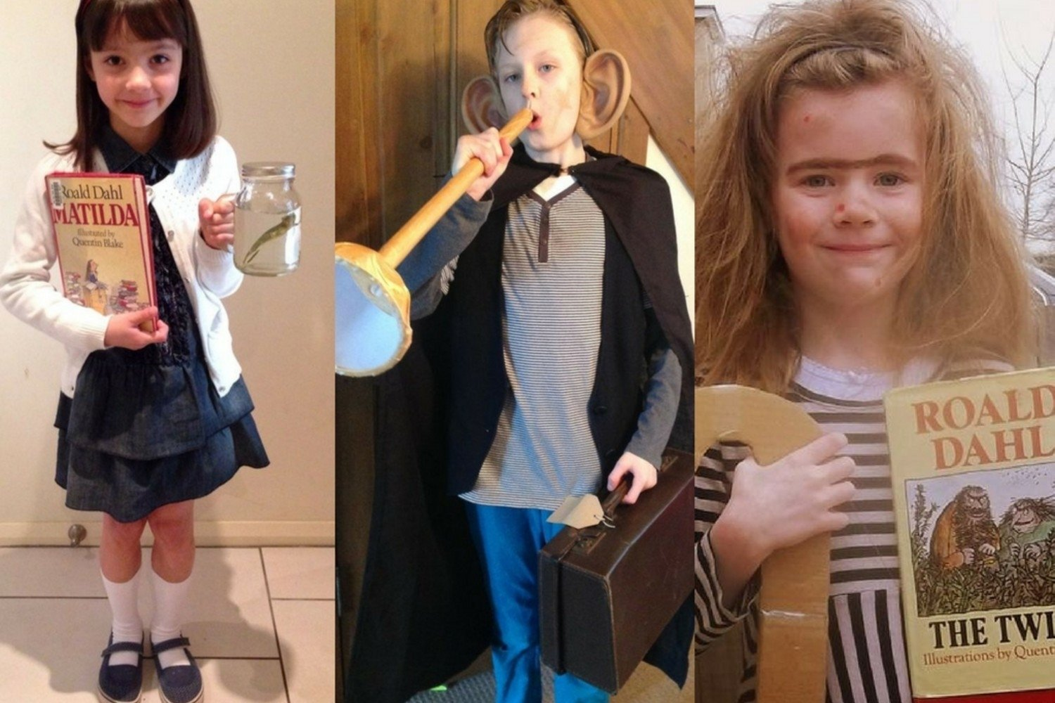 10 Cute Character Day Ideas For Girls 30 roald dahl costumes for world book day netmums 2020