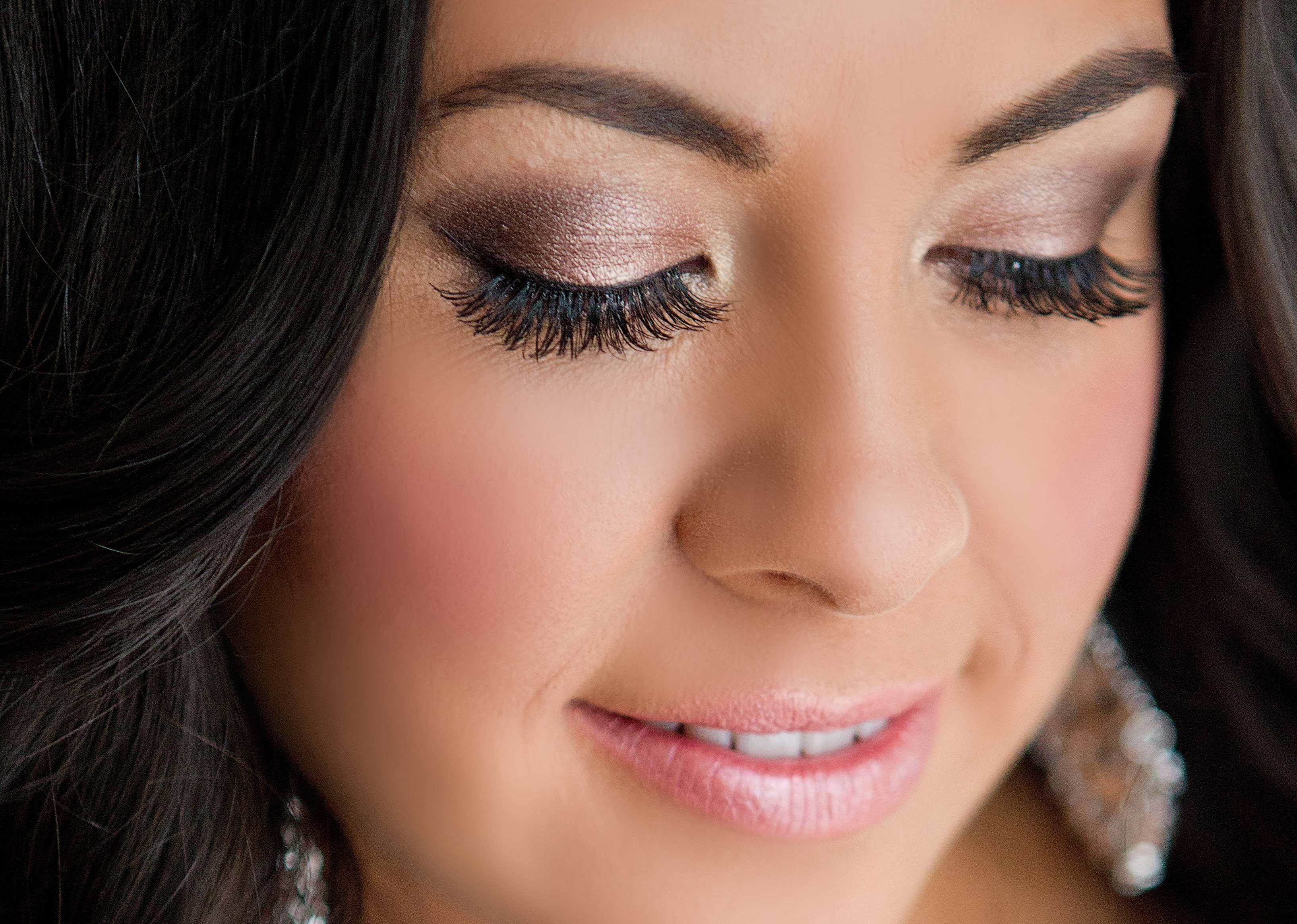 10 Perfect Wedding Makeup Ideas For Brown Eyes 30 stunning bridal makeup inspiration for the perfect look wedding
