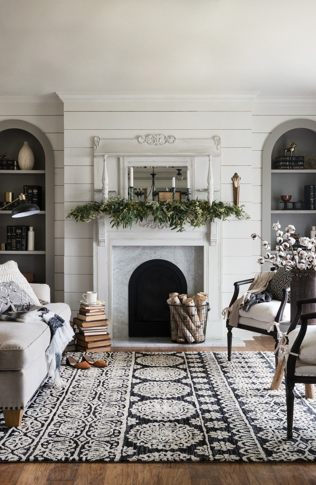 30+ stunning rugs you'll love from magnolia home | living rooms