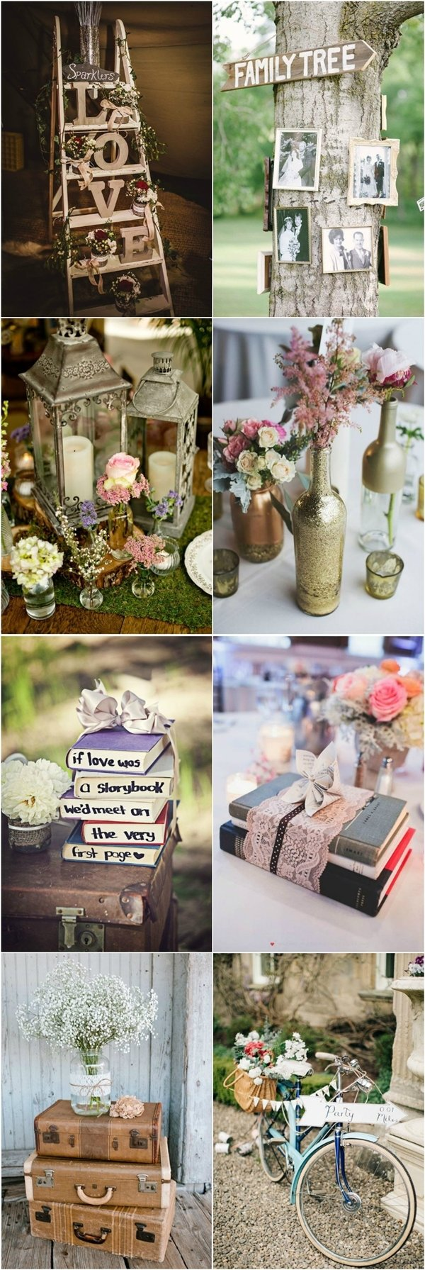 30 stunning vintage wedding ideas for spring/summer | tulle