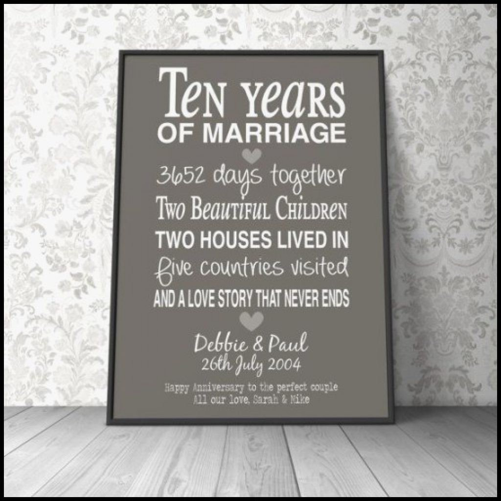 10 Cute 10 Year Wedding Anniversary Ideas 30 things you wont miss out if you attend 30 year wedding 10 year 1 2020