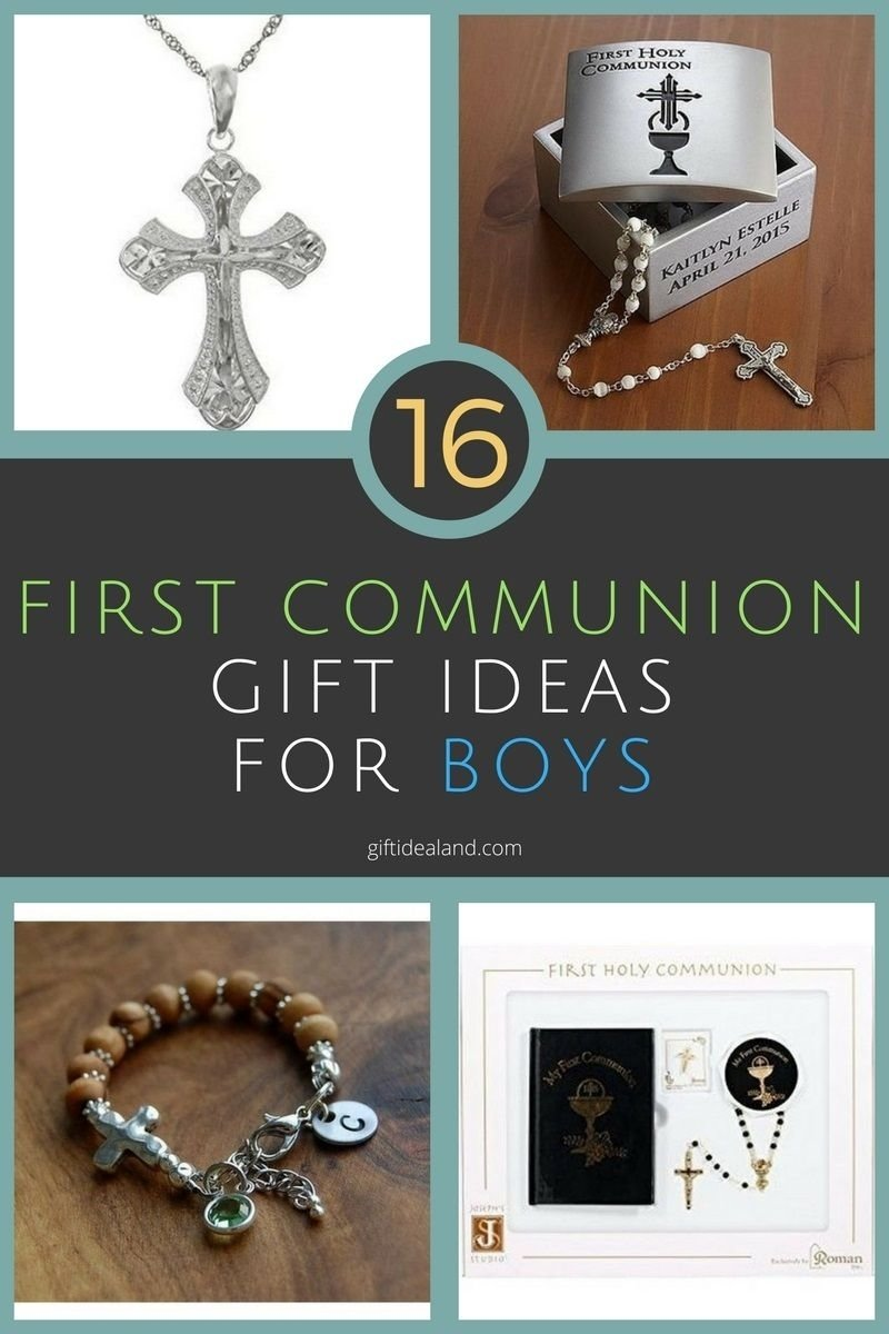 30 unique first communion gift ideas for boys | eucharist, communion