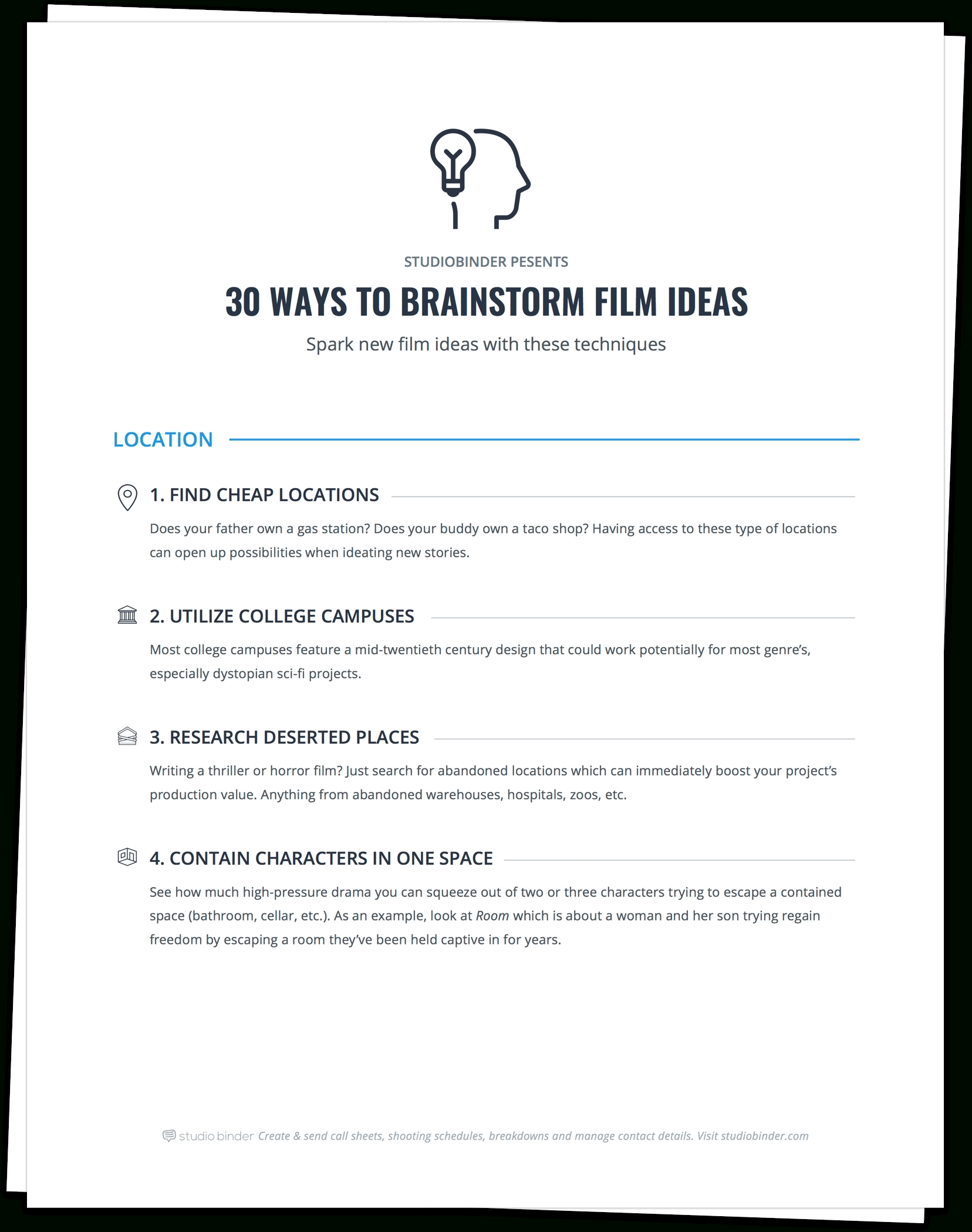 10 Elegant Ideas For A Short Film 30 ways to brainstorm short film ideas you can actually produce 2020