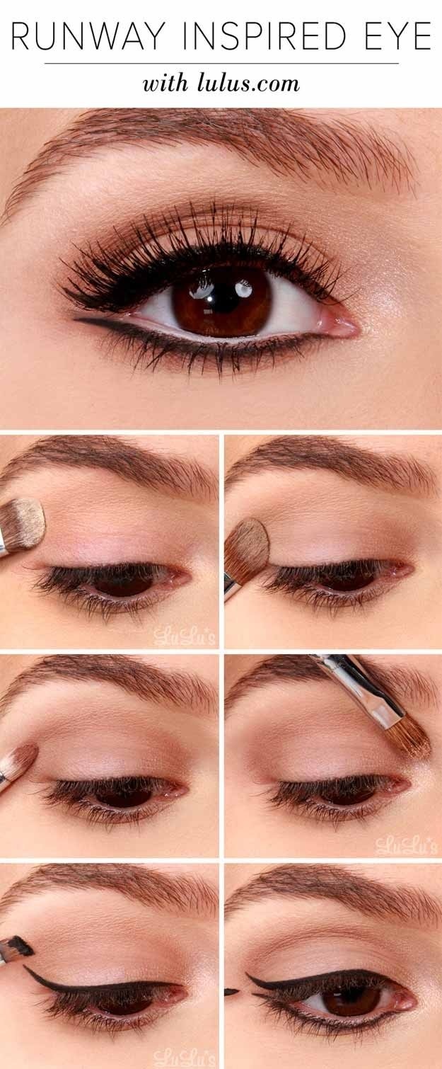 10 Perfect Wedding Makeup Ideas For Brown Eyes 30 wedding makeup for brown eyes the goddess 1