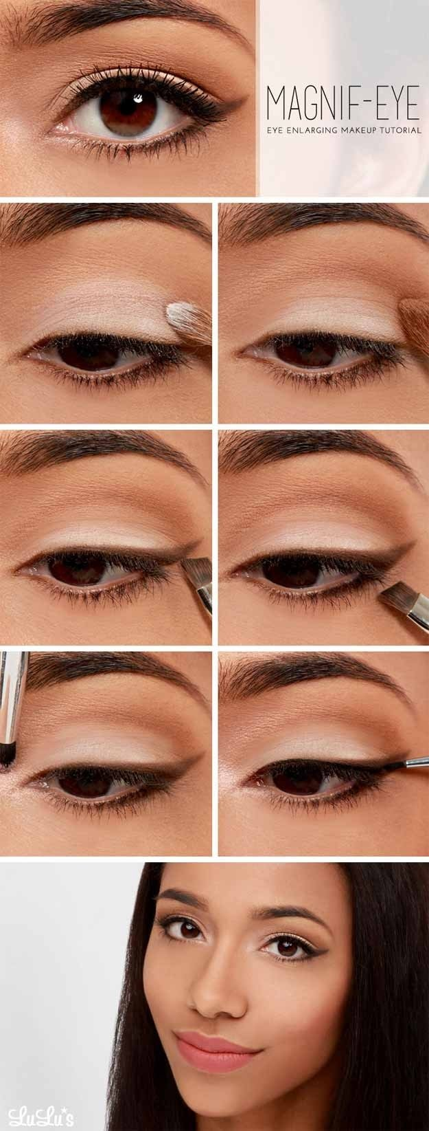 10 Perfect Wedding Makeup Ideas For Brown Eyes 30 wedding makeup for brown eyes the goddess