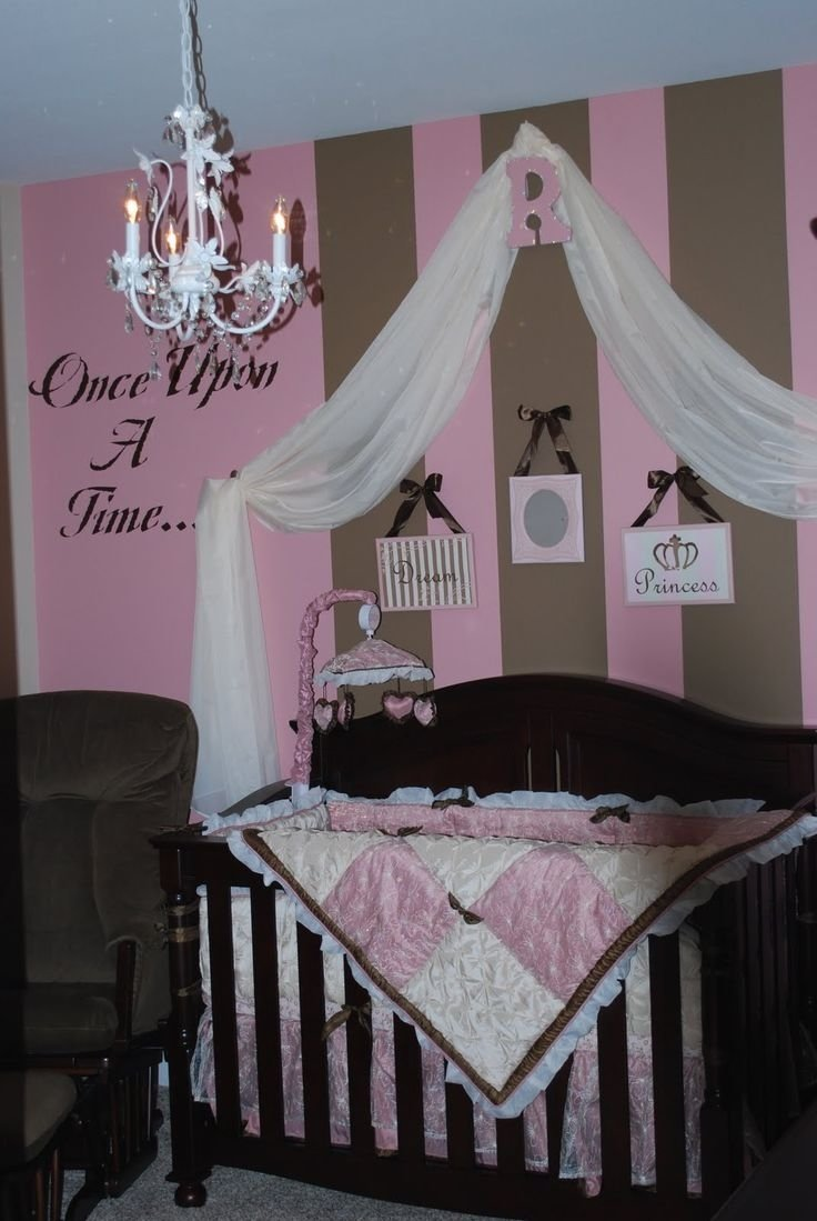10 Lovely Pink And Brown Nursery Ideas 302 best pink and brown rooms images on pinterest child room baby 2020