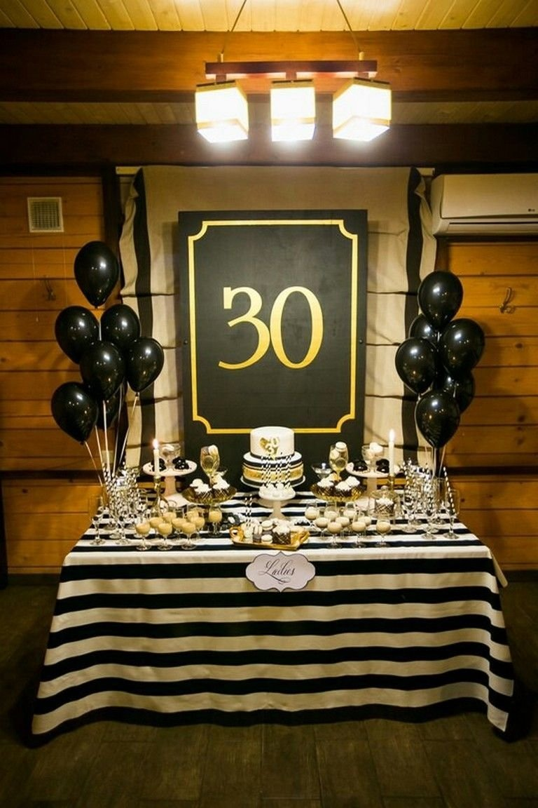 10 Amazing 30Th Birthday Party Ideas For Husband 30th 47 30 And Birthdays