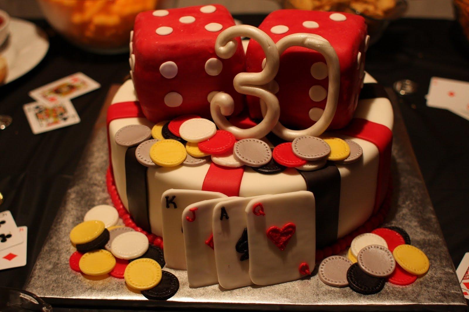 10 Nice 30Th Birthday Ideas For Men 30th Cake A Guy Liviroom Decors