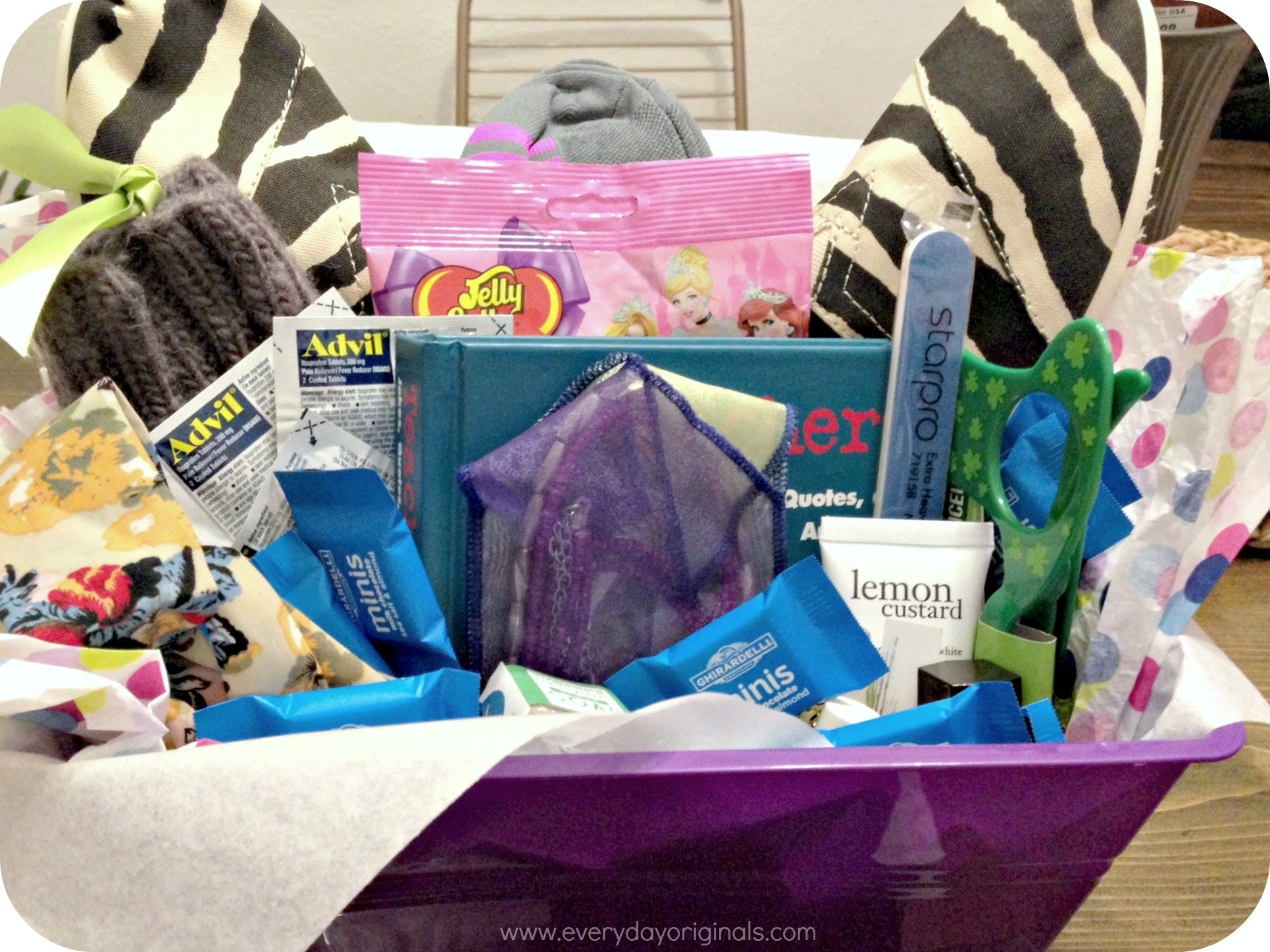 10 Stylish 30Th Birthday Present Ideas For Her 30th birthday gift basket 2021