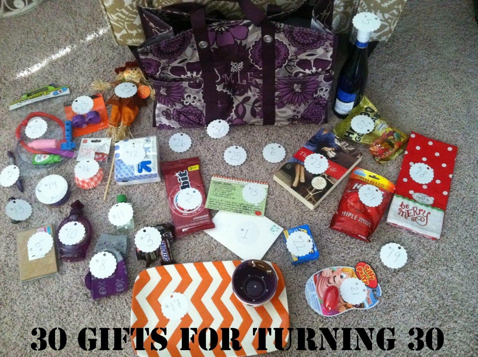 10 Fashionable Creative 30Th Birthday Gift Ideas For Her 30th birthday gift idea laforce be with you 6 2020
