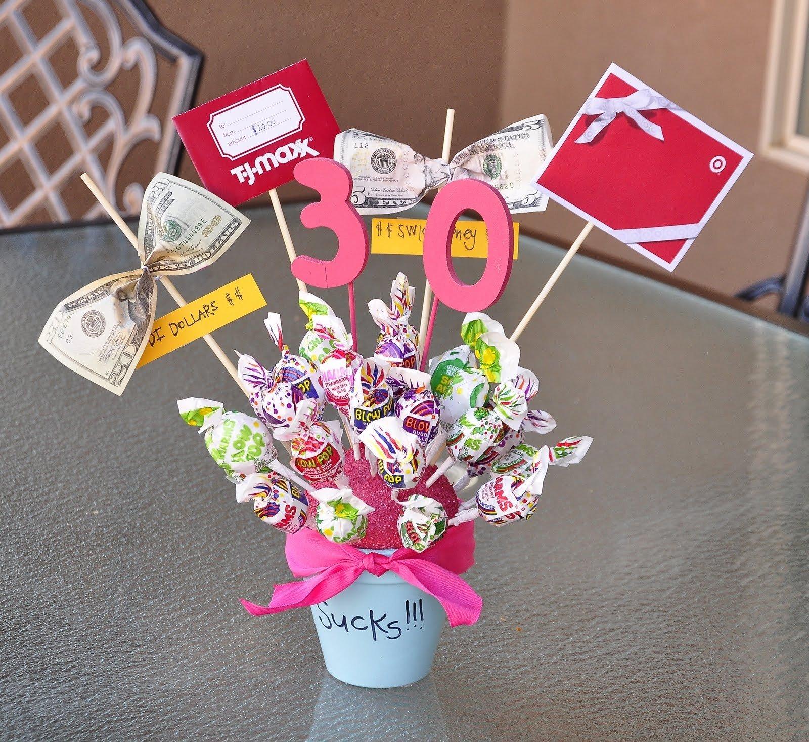 10 Lovely Creative Birthday Gift Ideas For Boyfriend 30th birthday party 30th birthdays and gift 5