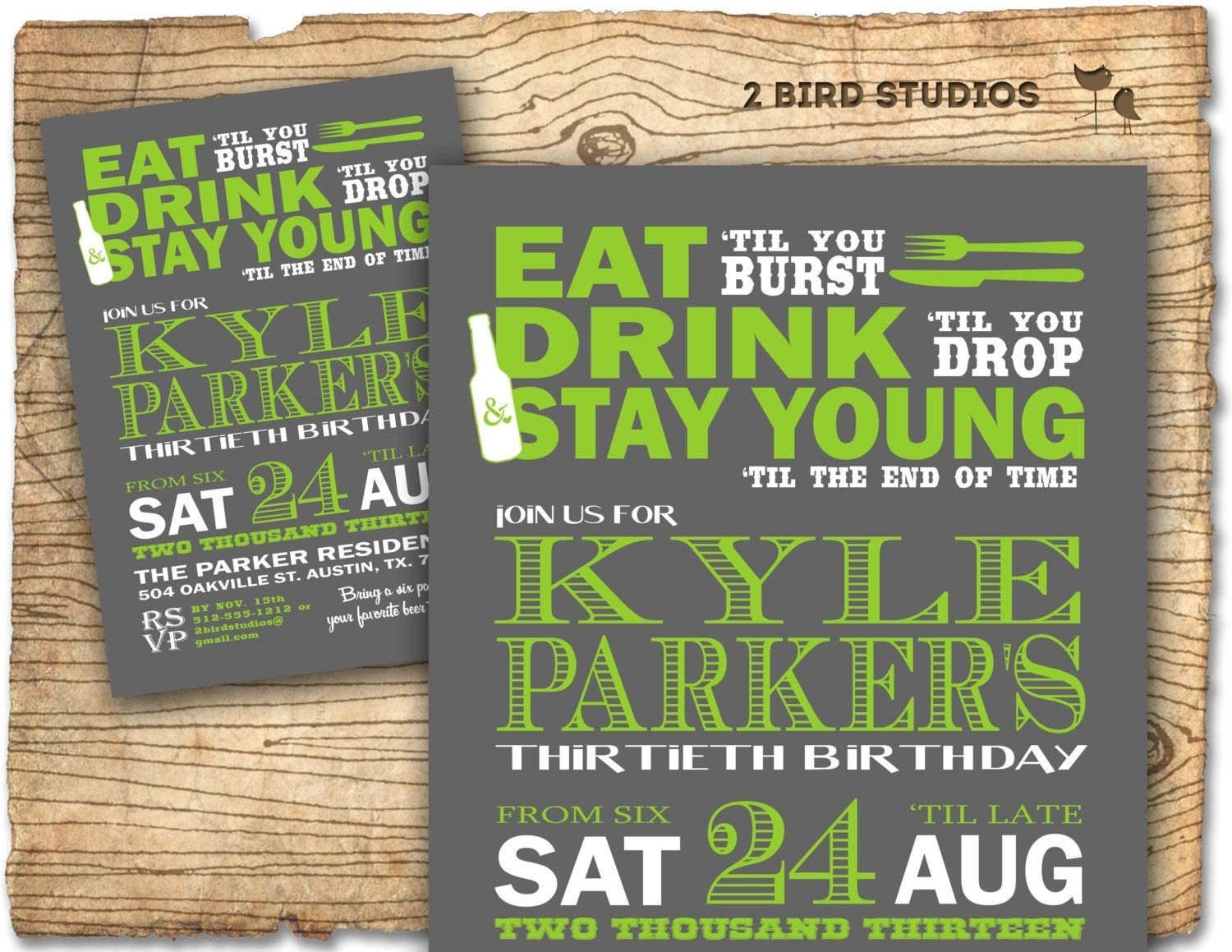 10 Unique Mens 30Th Birthday Party Ideas 30th Invitations For Men Best