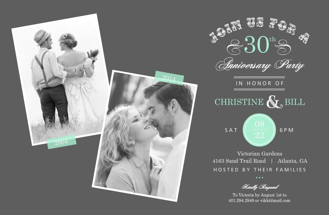 30th wedding anniversary ideas: 30 ways to celebrate your anniversary