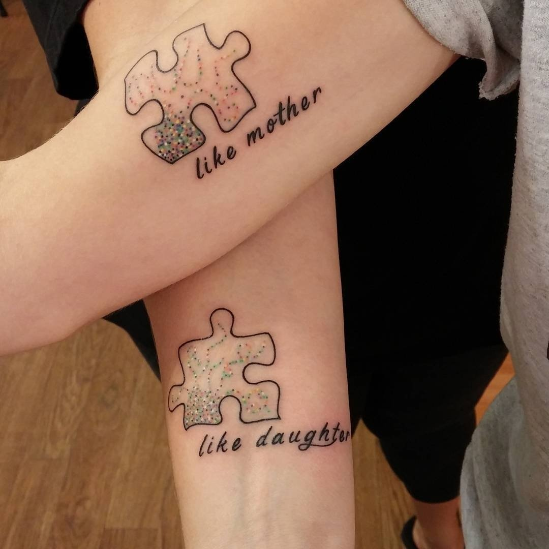 10 Unique Child Tattoo Ideas For Mom 31 beautifully mother daughter tattoo ideas pictures 6 2020