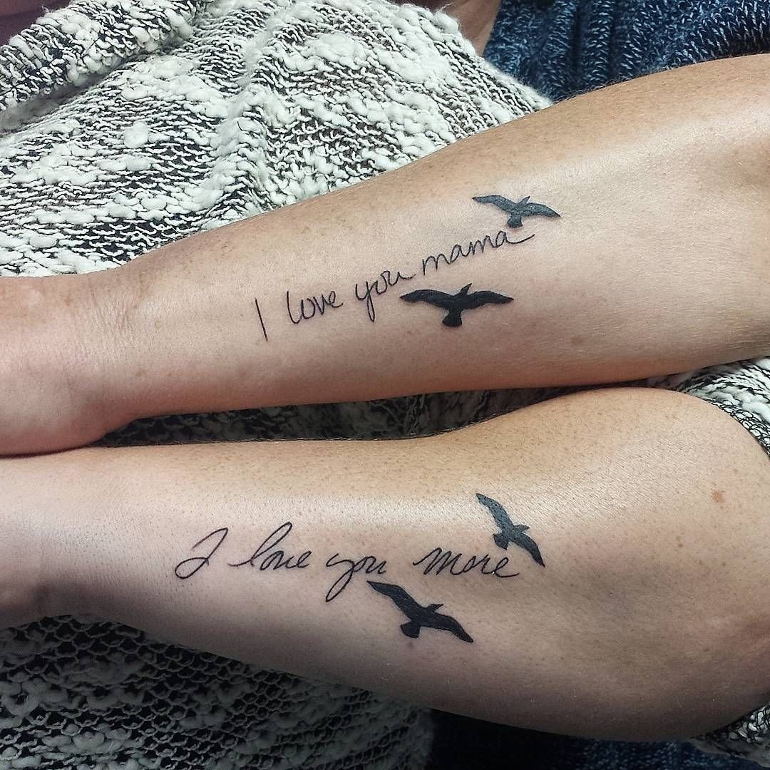 10 Ideal Mother And Daughter Tattoos Ideas 31 beautifully mother daughter tattoo ideas pictures daughter 3