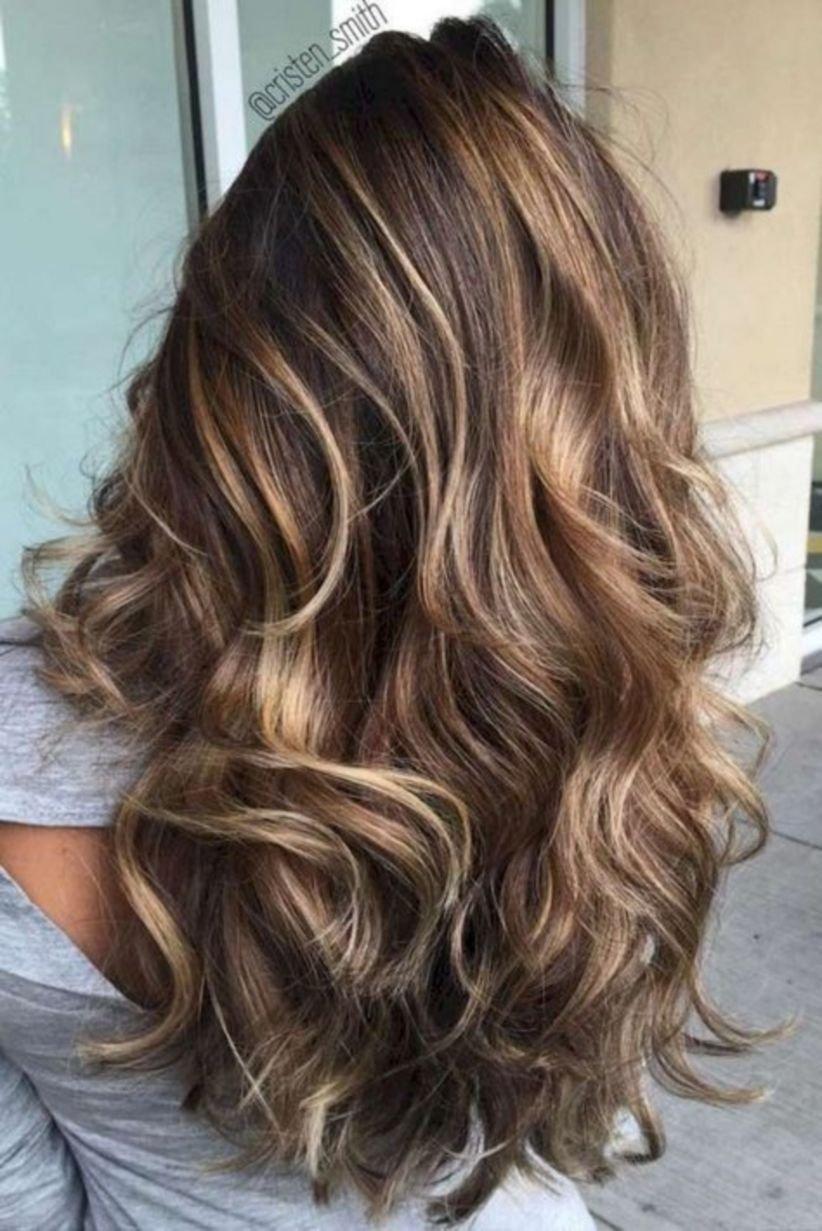 10 Ideal Highlight Ideas For Brown Hair
