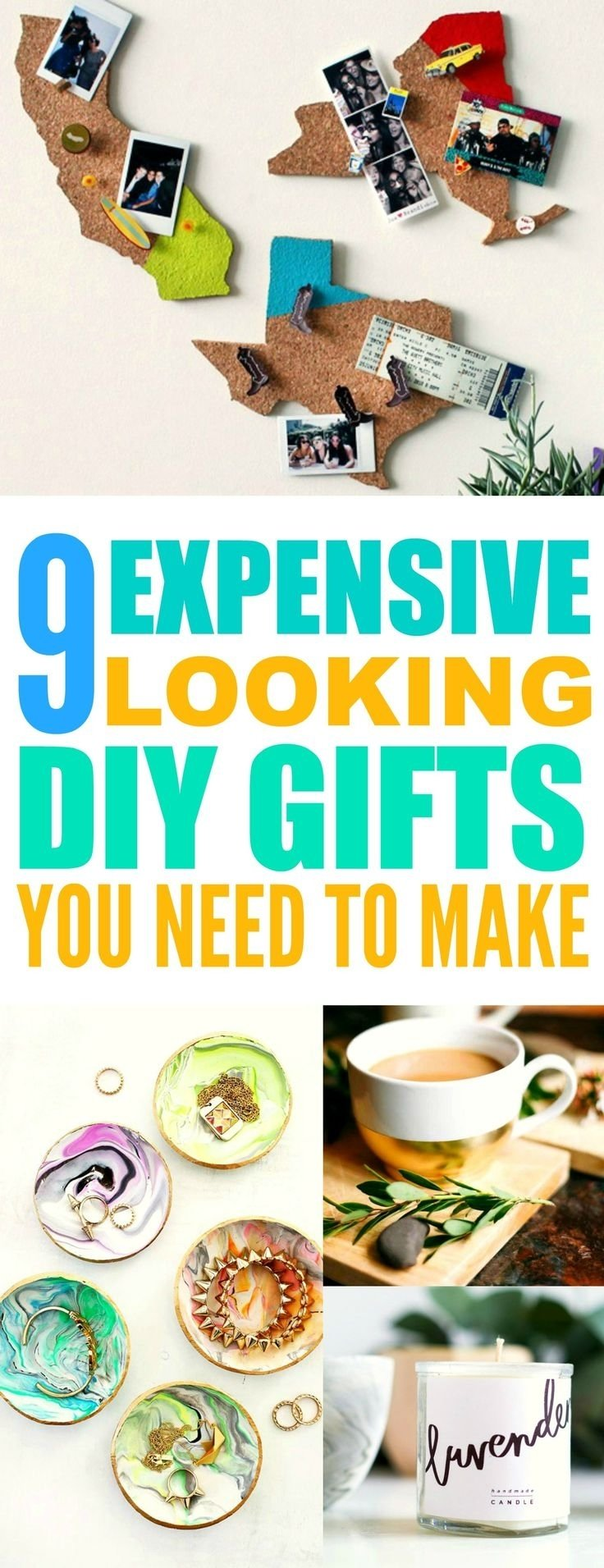 10 Spectacular Homemade Gift Ideas For Girls 31 cheap and easy last minute diy gifts theyll actually want easy 2021