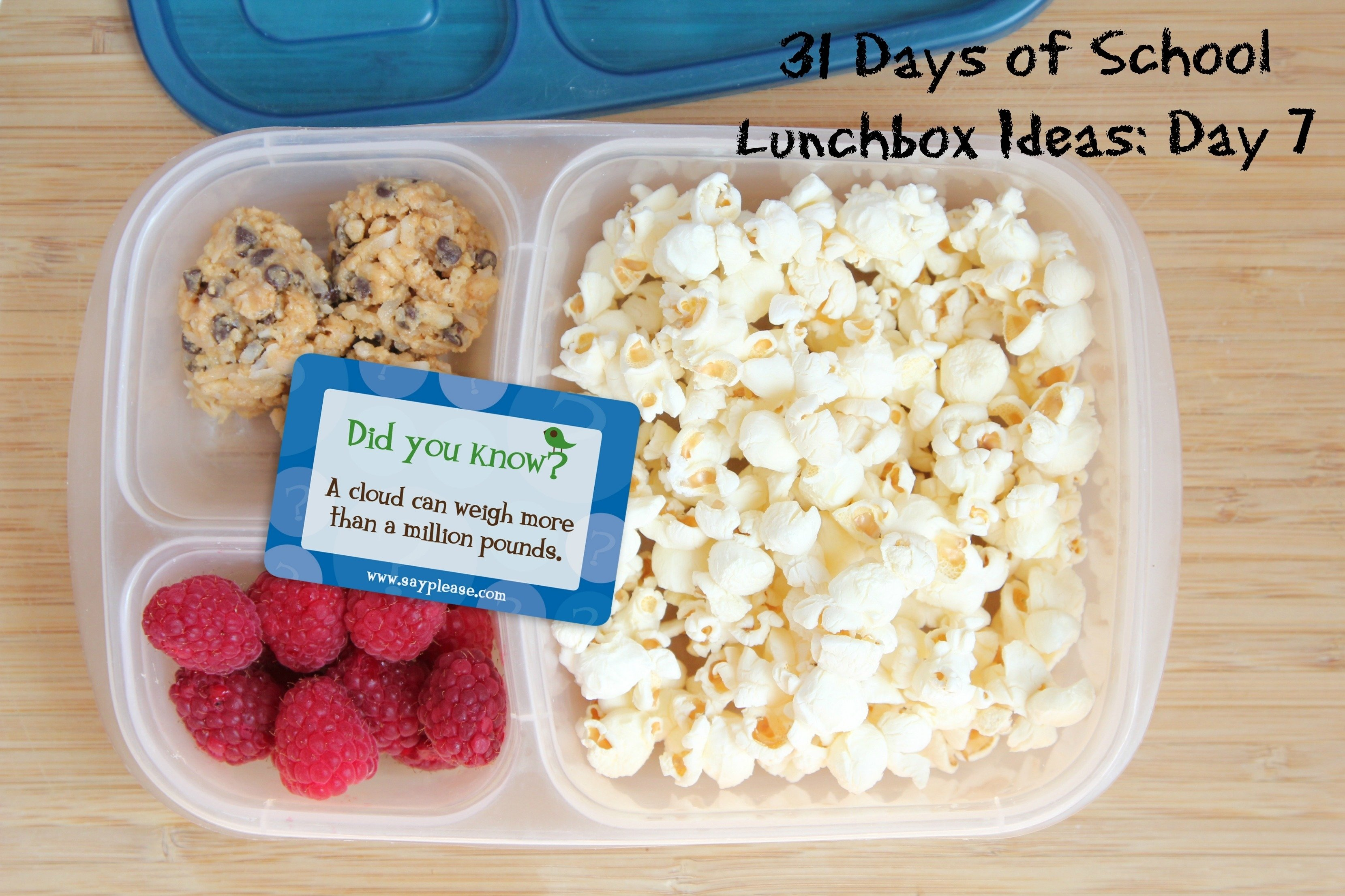 10 Awesome Food Day At Work Ideas 31 days of school lunchbox ideas day 7