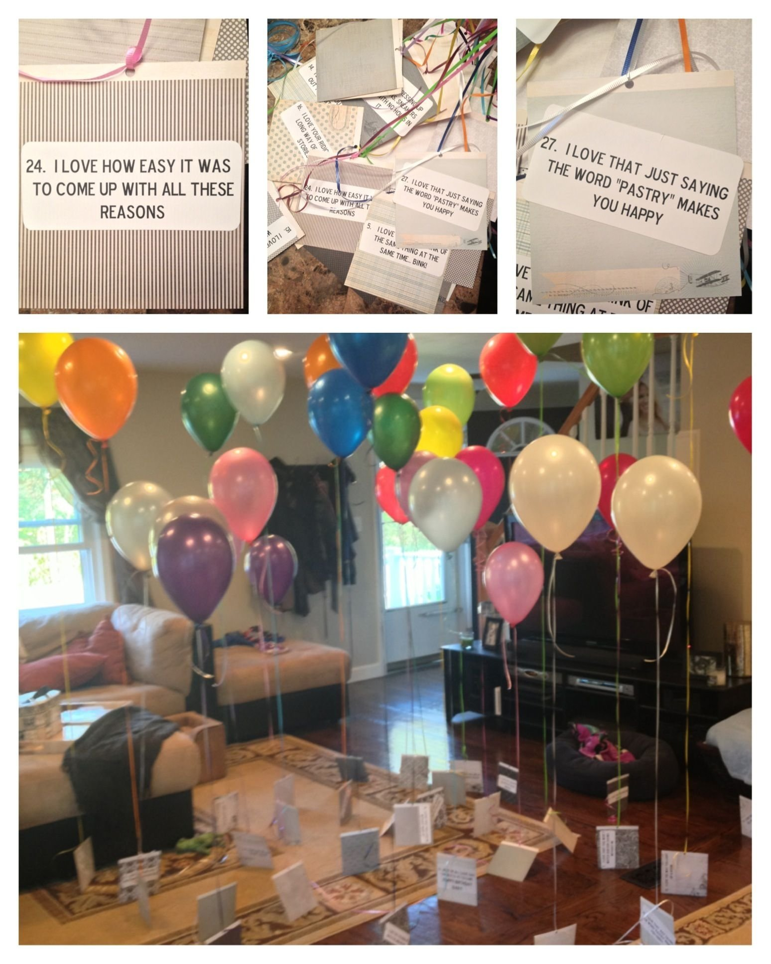 10 Nice Fun Birthday Ideas For Husband 31 Reasons Why I Love You My Husbands