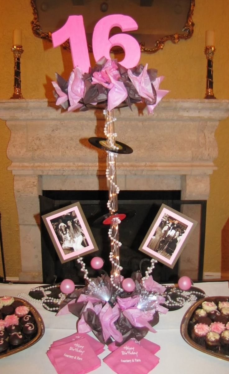 10 Amazing Sweet 16 Table Decoration Ideas 315 best sweet 16 party ideas images on pinterest fiesta 2020
