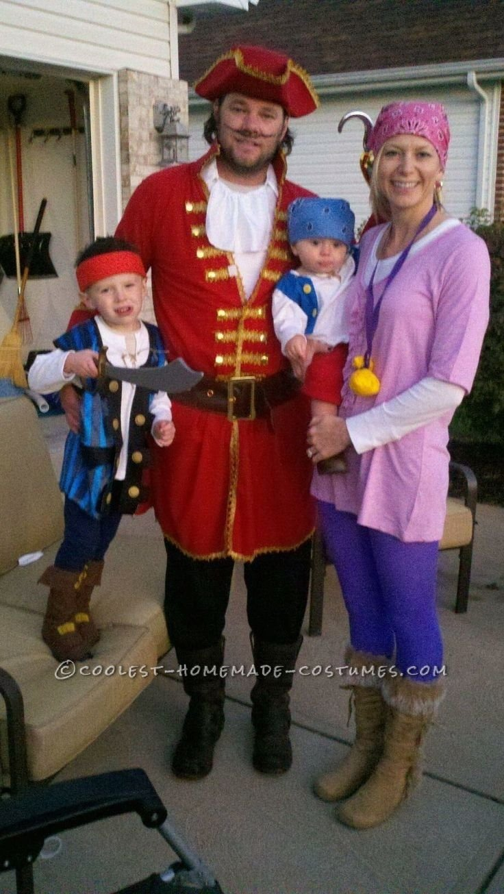 10 Fantastic Family Of 3 Halloween Costume Ideas 32 best adult pirate costume ideas images on pinterest adult 3 2020