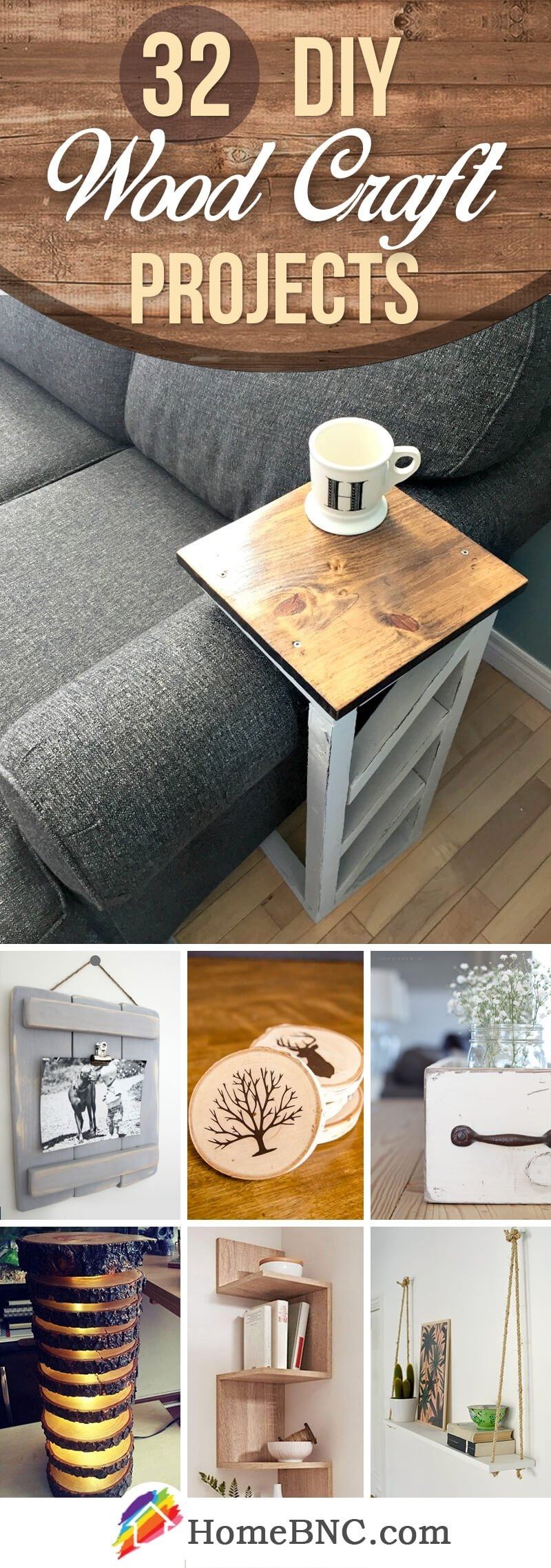 10 Best Wood Craft Ideas To Make 32 best diy wood craft projects ideas and designs for 2018 2020