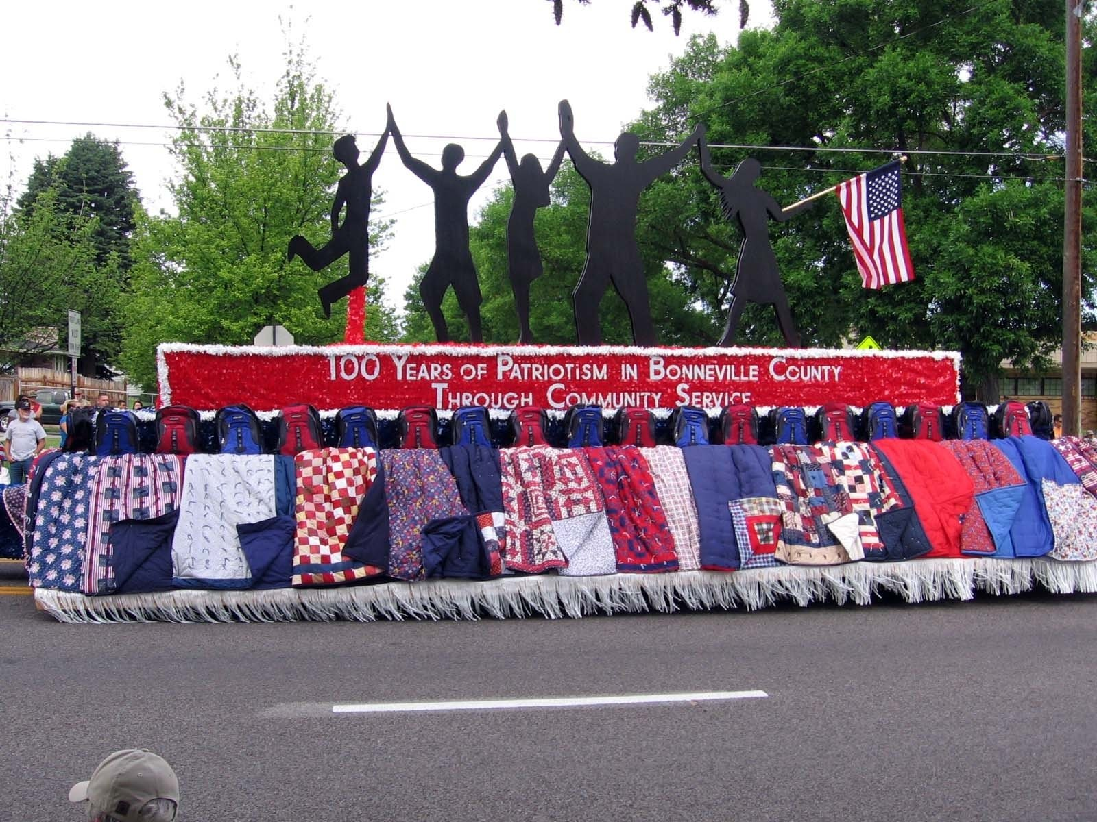 10 Famous 4Th Of July Parade Ideas 32 best memorial day float inspiration images on pinterest parade 2020