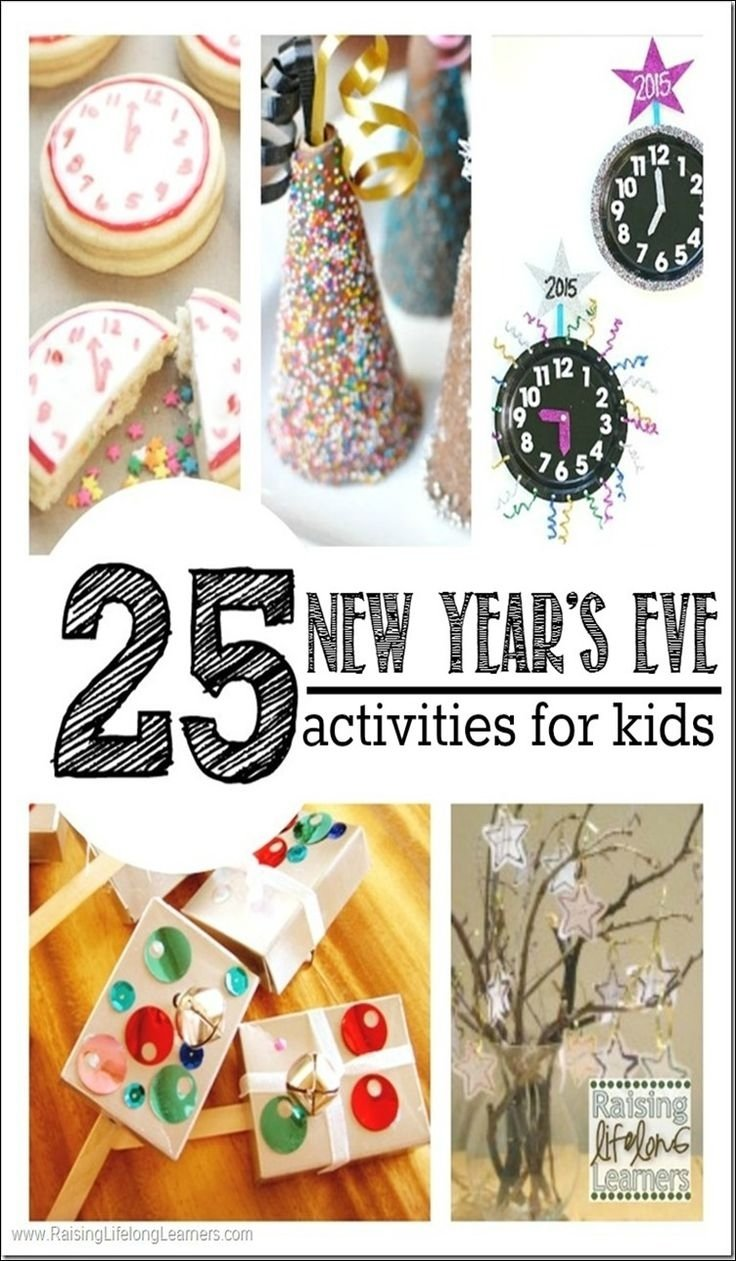 10 Amazing Fun Ideas For New Years Eve
