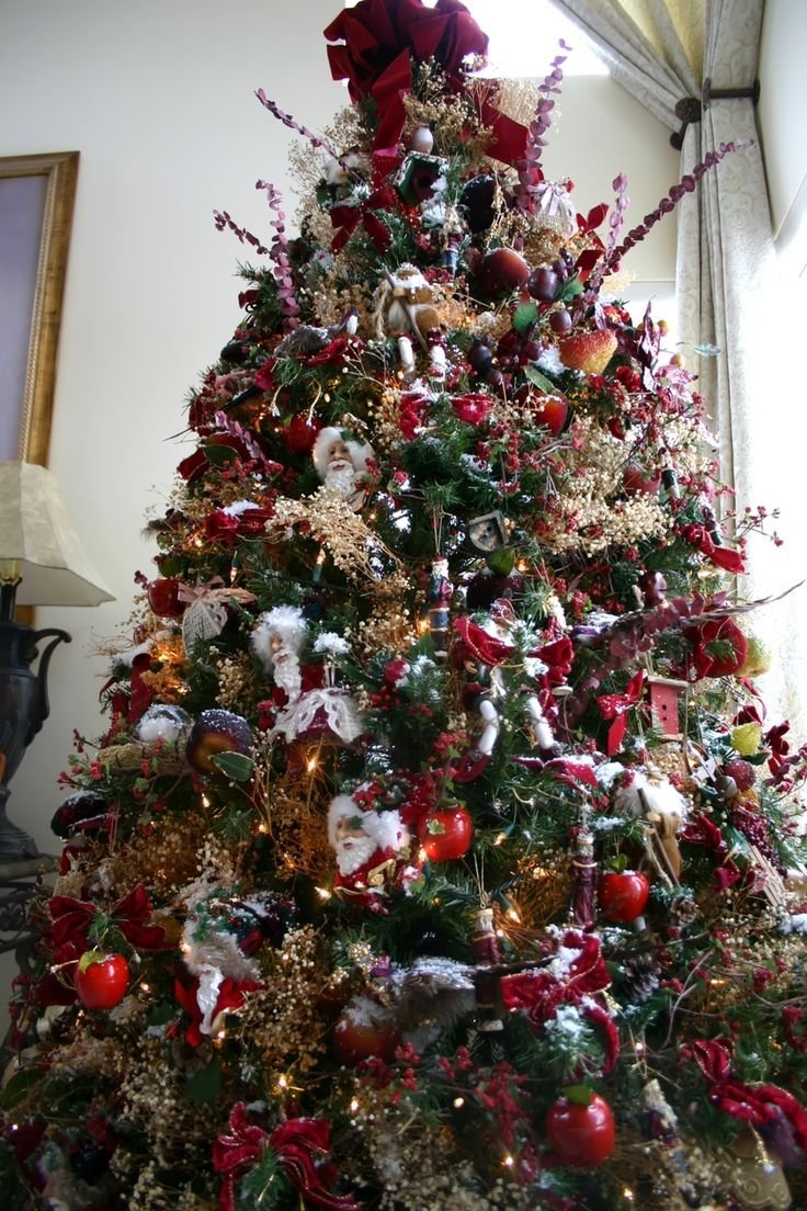 10 Beautiful Old Fashioned Christmas Decorating Ideas 32 best old fashion christmas trees images on pinterest christmas 2020
