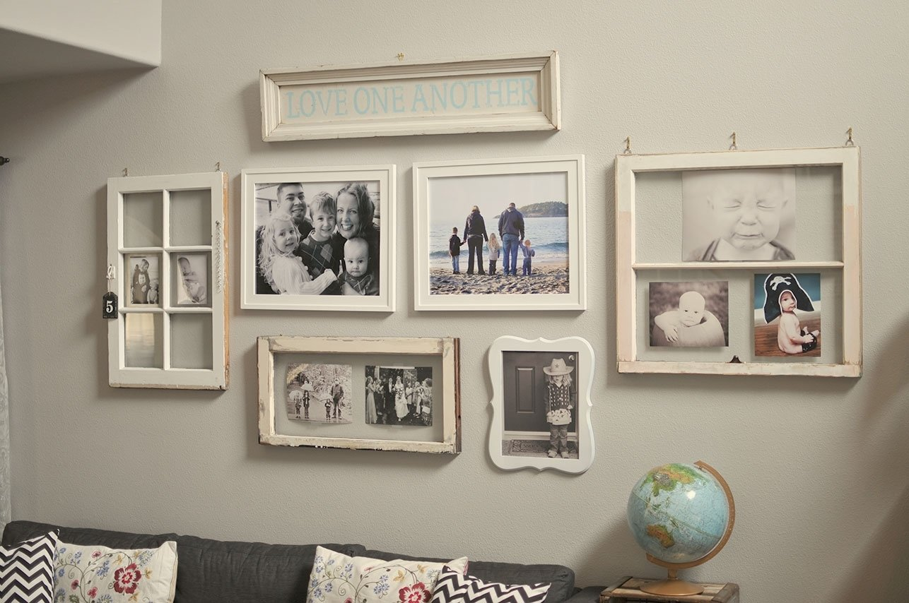 32 creative gallery wall ideas to transform any room