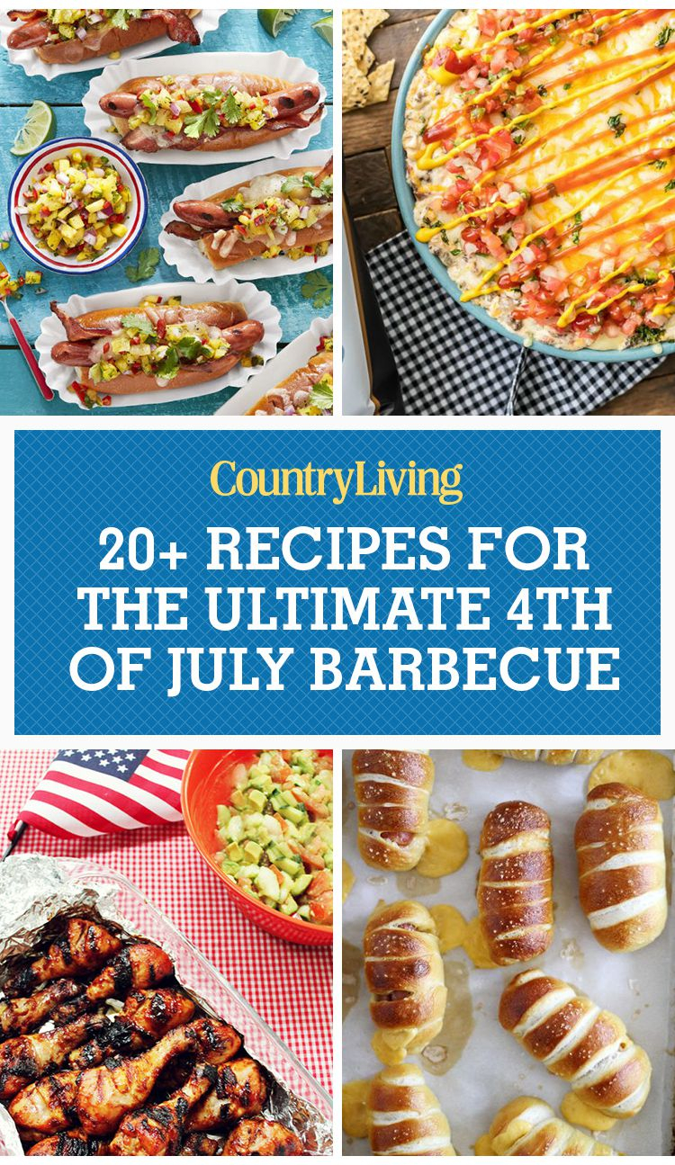 32 easy 4th of july recipes - best dishes for fourth of july bbq