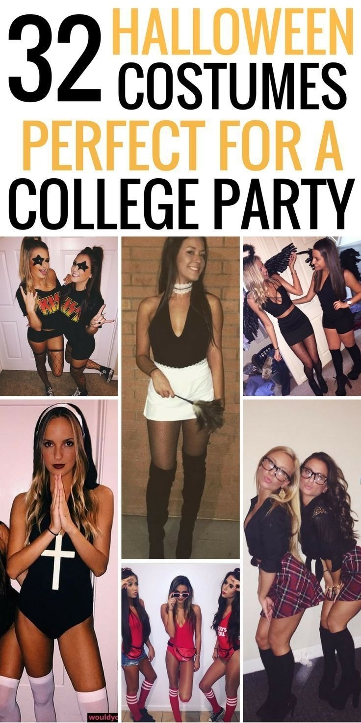 10 Unique Easy College Halloween Costume Ideas 32 easy costumes to copy that are perfect for the college halloween 2020