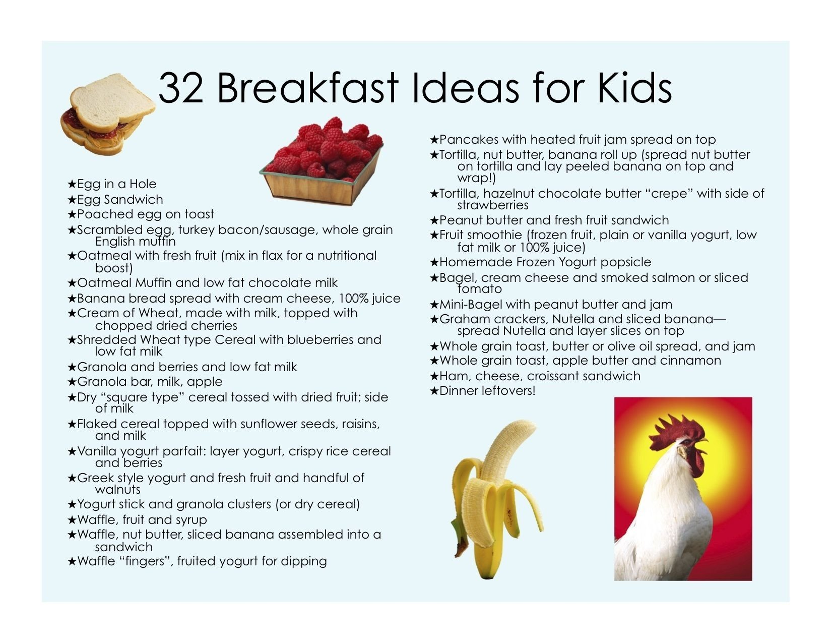 10 Fashionable Quick Breakfast Ideas For Kids 32 healthy breakfast ideas for kids kid foods food and healthy