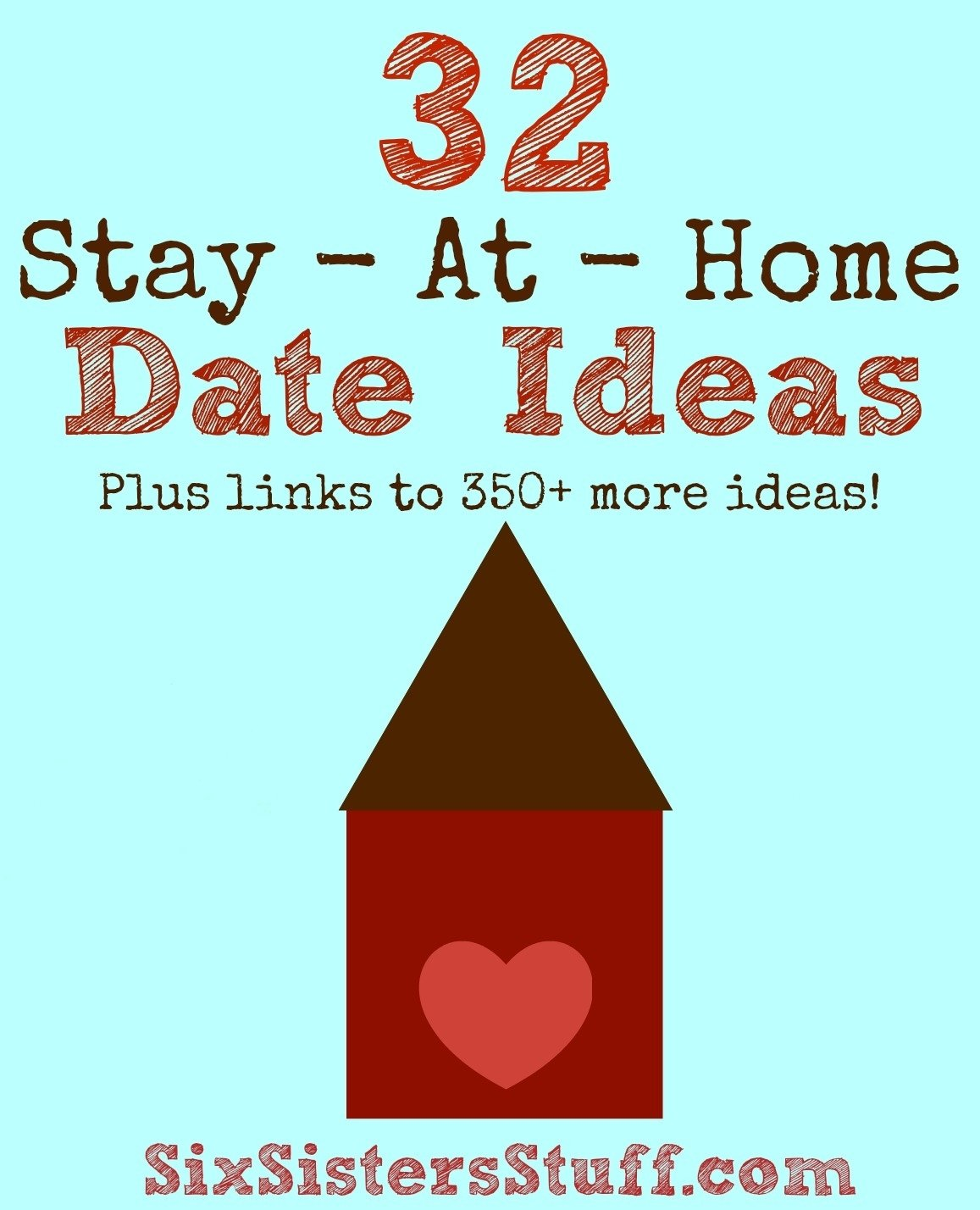 10 Lovable Fun At Home Date Ideas 32 stay at home date ideas six sisters stuff 10 2021
