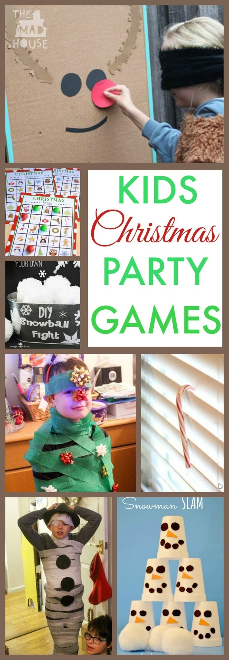 10 Unique Christmas Game Ideas For Kids 324 best everything christmas images on pinterest natal christmas 1